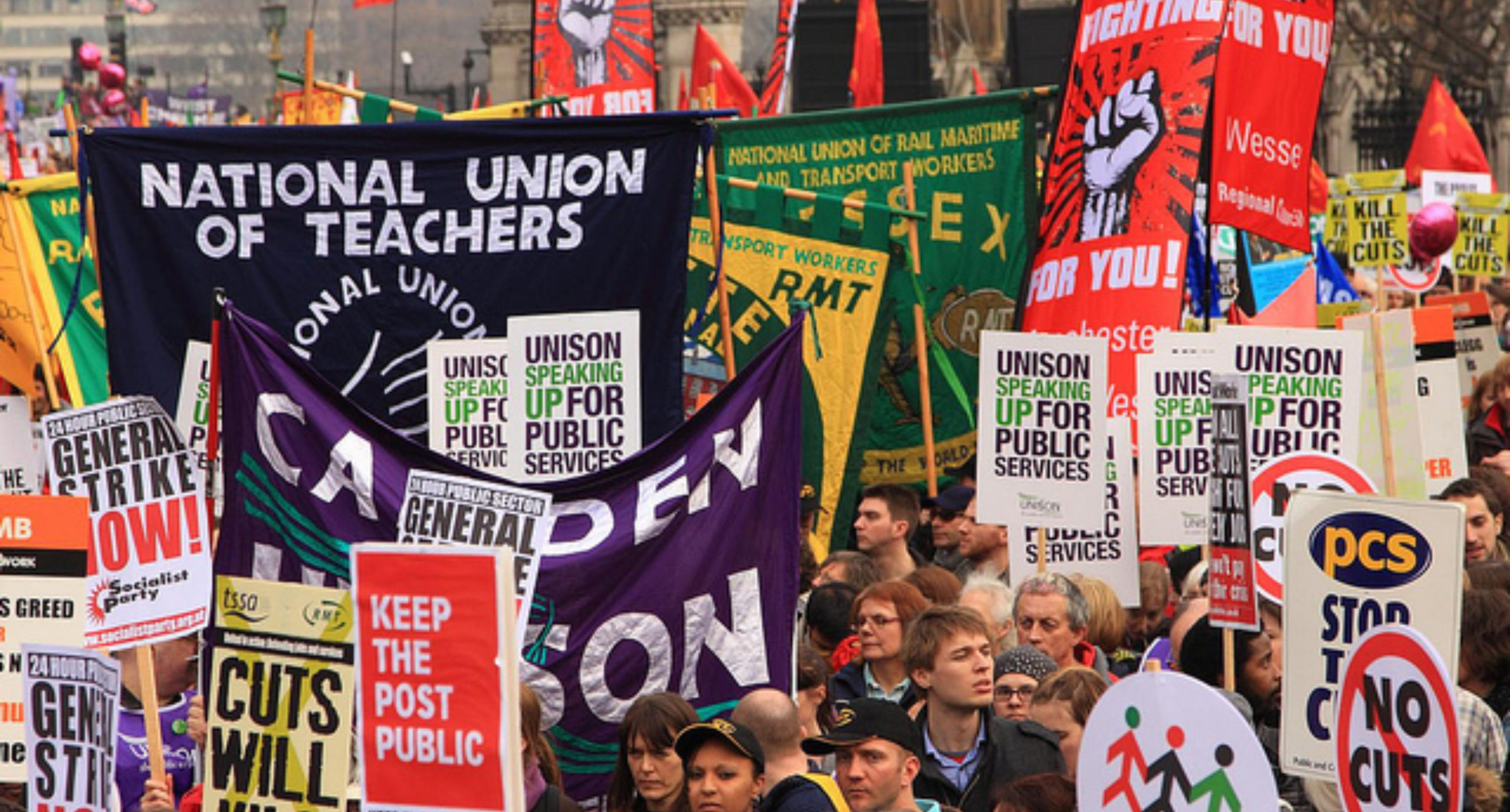 Trade unions, workers and the housing struggle – organise and unite to win