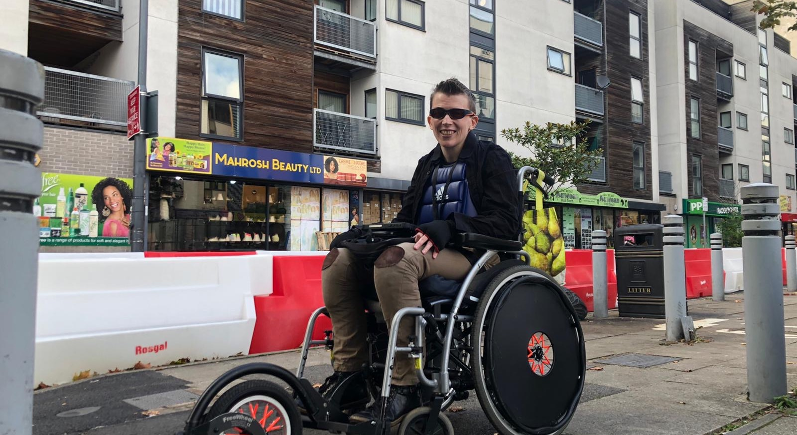 Finally the media are running with the cladding scandal, but one group is missing: disabled leaseholders