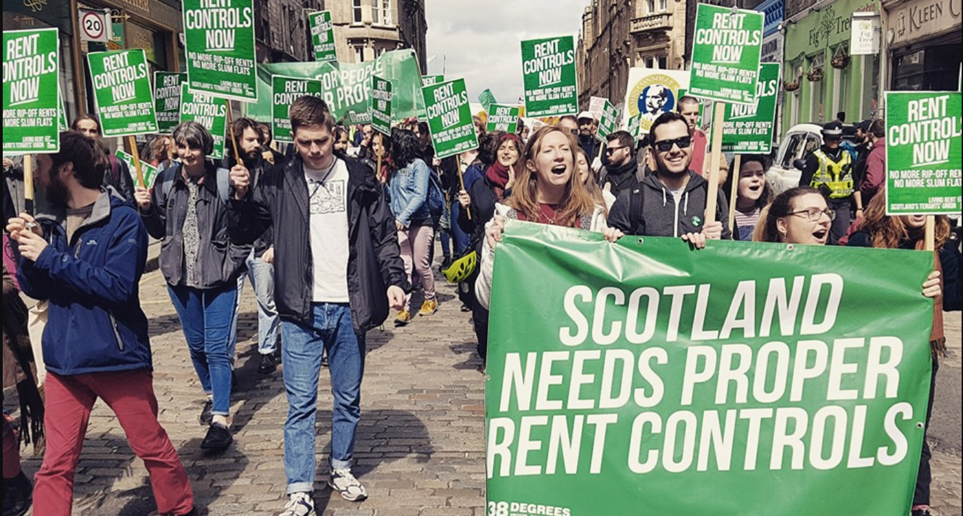 """""""Politics is a question of power – not simply of ideas"""". On Scotland's proposal for rent controls"""